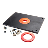 Cws store router table accessories router mounting plate phenolic greentooth Choice Image