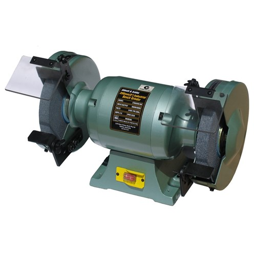 Cws store abbott ashby 200mm bench grinder carroll 39 s for Table grinder