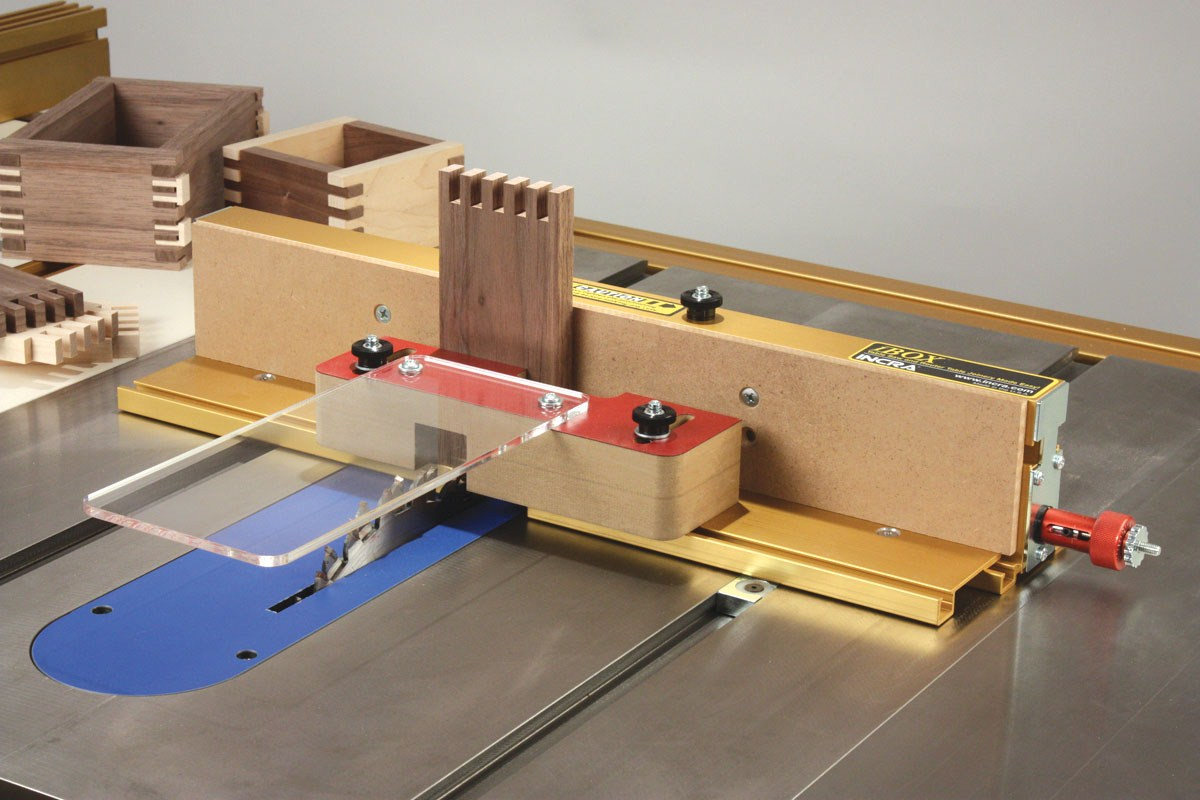 Cws Store Incra Ibox Box Jointing Jig
