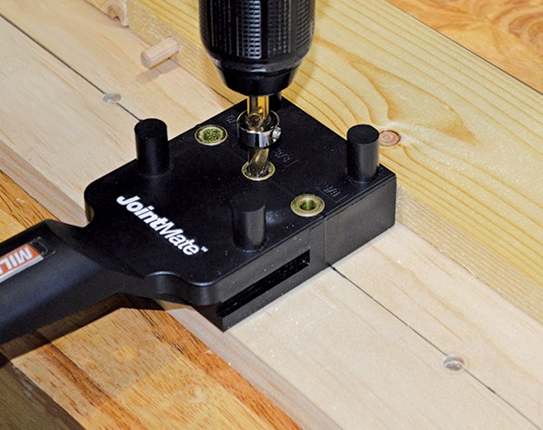 Cws Store Joint Crafter Dowelling Jig Kit Mc 1359